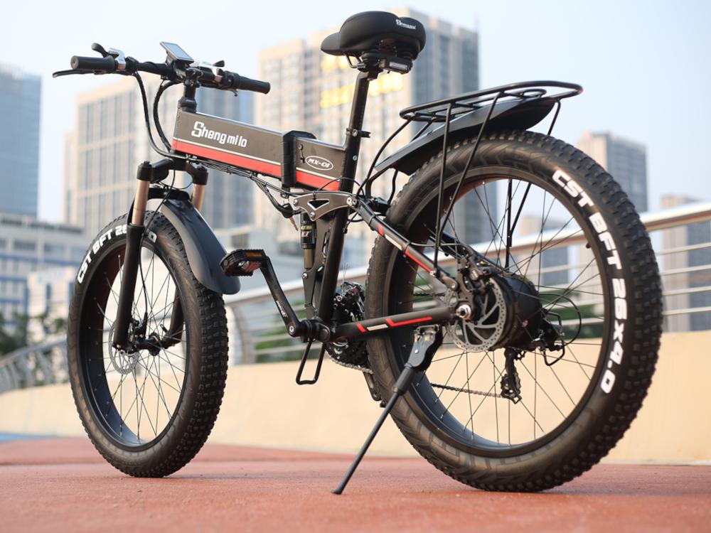 City E-bike Electric Bike Fast Delivery with Shengmilo