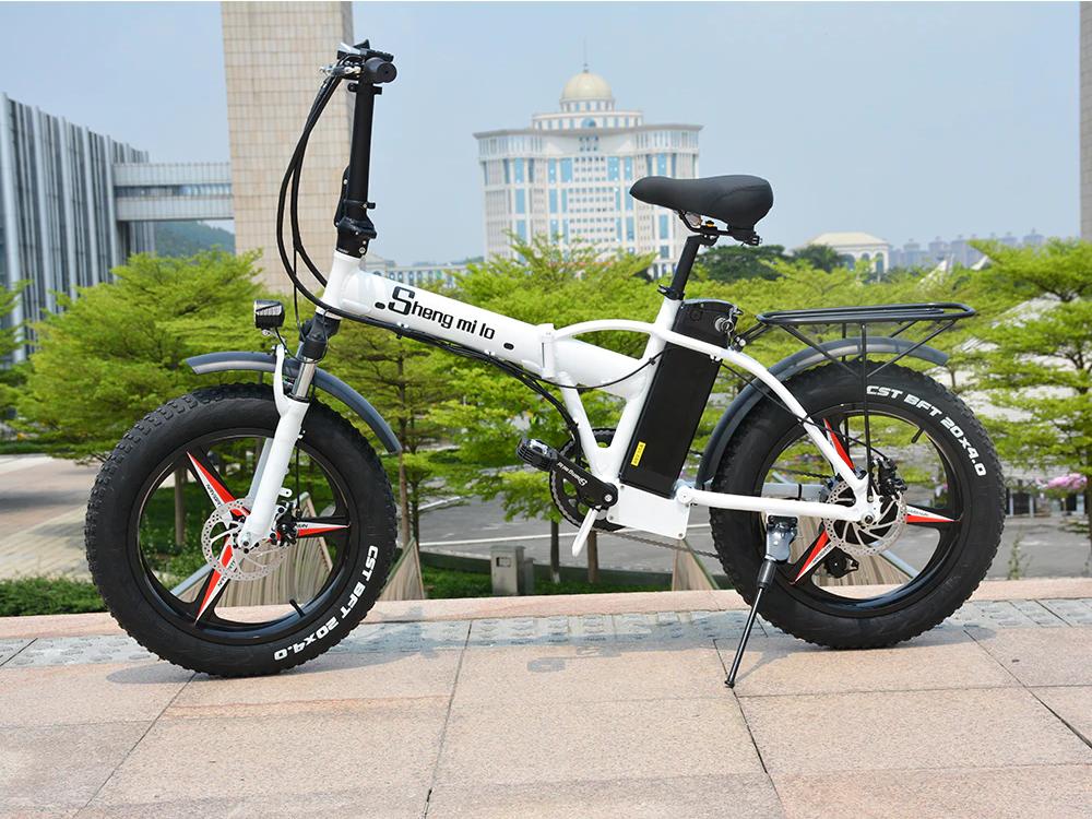 E-bike Shengmilo Affordable Europe