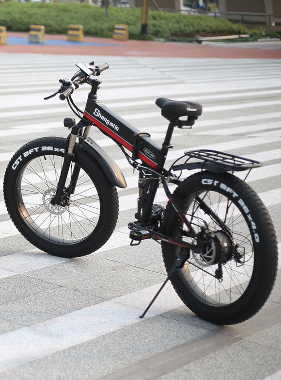 SHengmilo EU Order E-bike