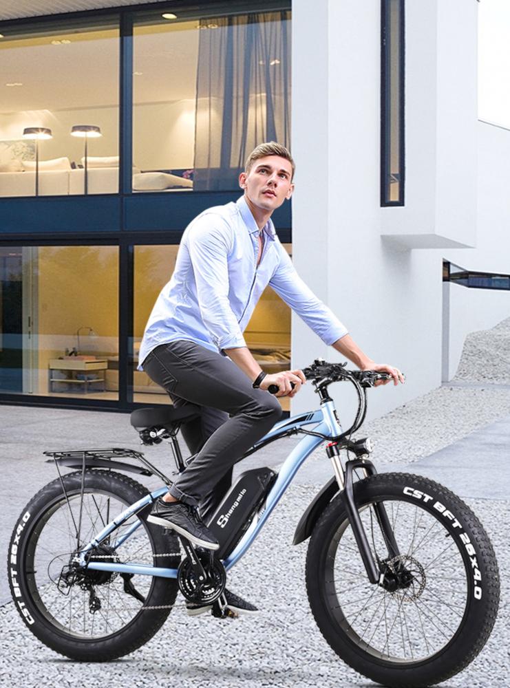 Shengmilo Europe Ride Bicycle