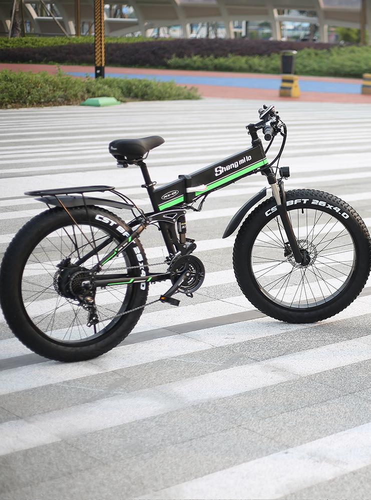 Shengmilo Green Model Buy