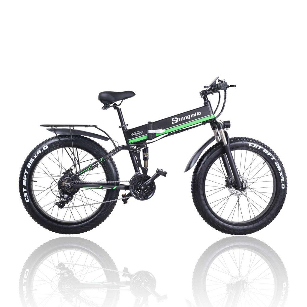 Shengmilo-MX01-Electric-Bike-Beach-bike-Fat-Tire-Shengmilo.net-Order-Now