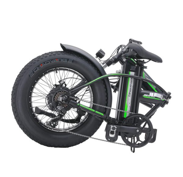 Shengmilo MX20 20 Fat Foldable Electric Bicycle Removable Battery Cheap USA Online Shop Order Now