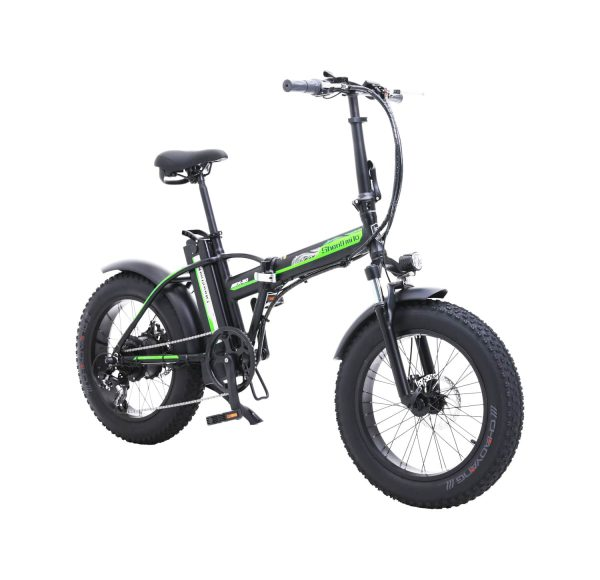 Shengmilo MX20 20 Fat Folding Bike Electric Bicycle External Battery Europe Online Shop Order Now