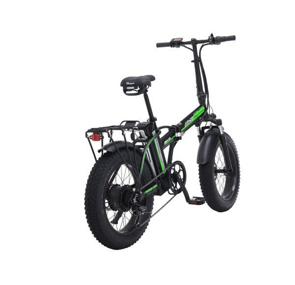 Shengmilo MX20 20 Fat Folding Bike Front Suspension Electric Bicycle shengmilo.net Order Now