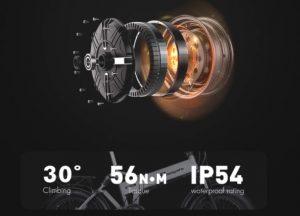 Shengmilo MX21 500W Powerful Motor
