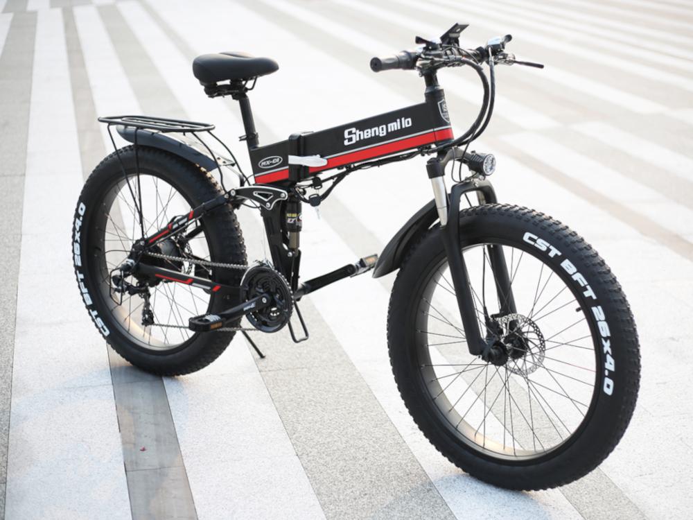 Shengmilo e-bike EU USA Stock Order BUY