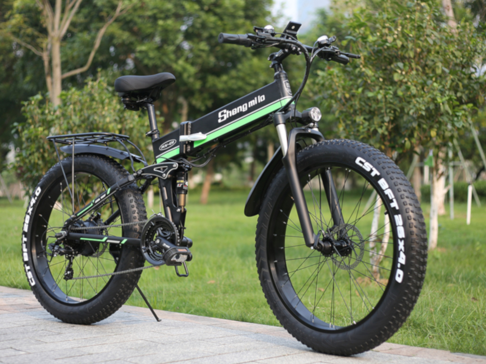 Shengmislo Electric Bike e-bike