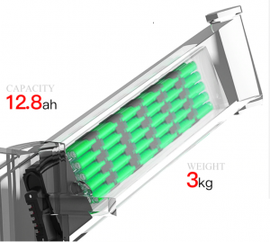 Shengmilo MX01 Removable battery