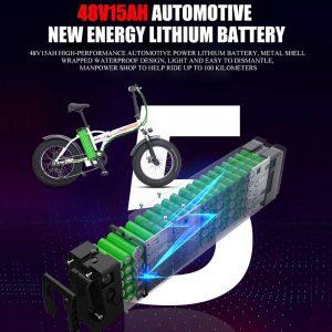 Shengmilo MX20 Battery