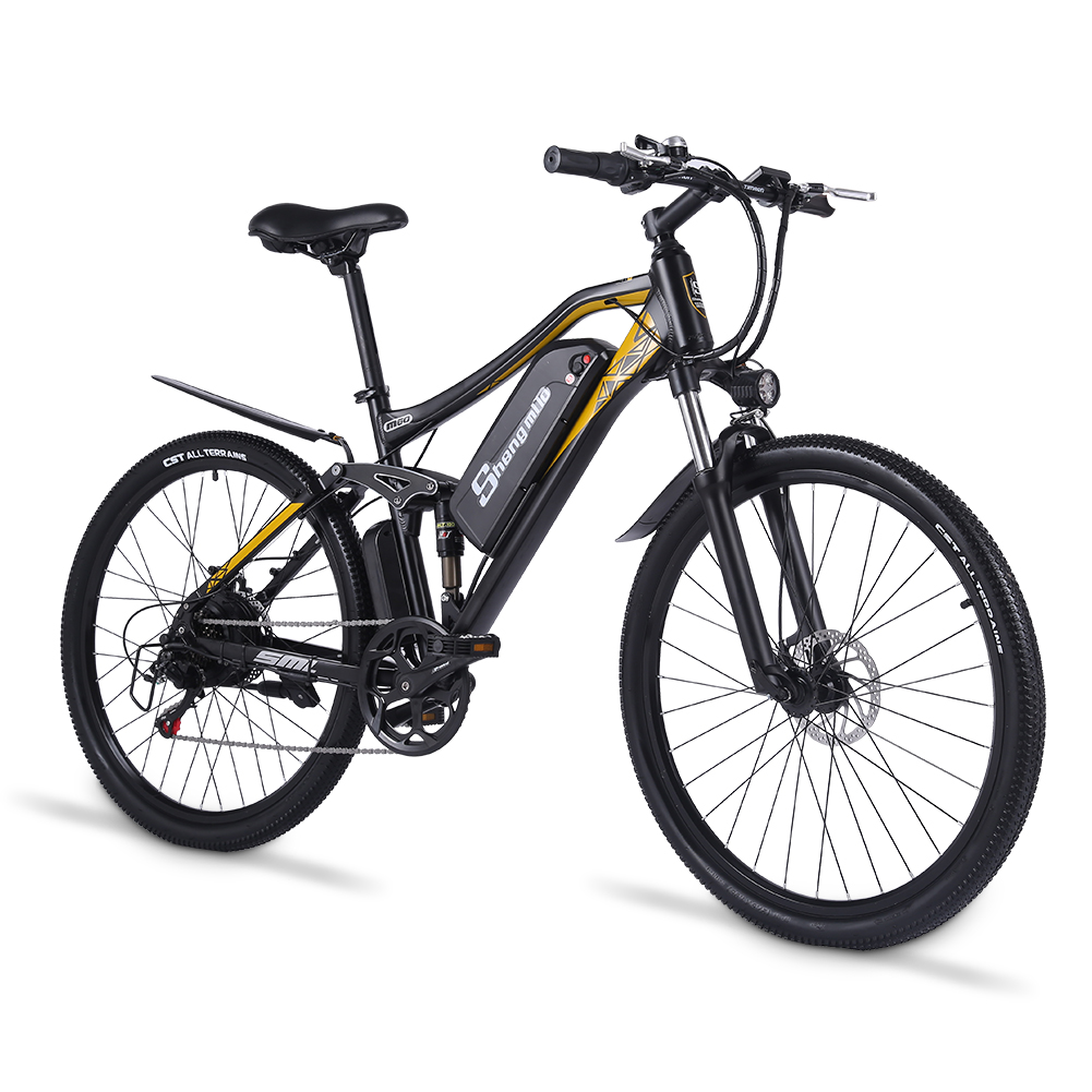 Shengmilo M60 Advanced Electric Bicycle