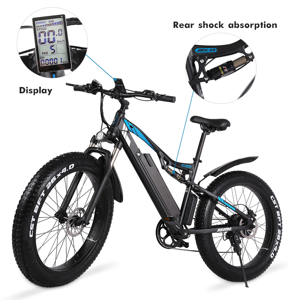Shengmilo MX03 2021 Electric Bicycle Europe